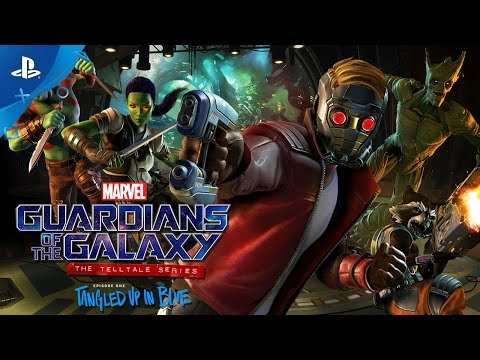Marvel's Guardians of the Galaxy: The Telltale Series - Teaser Trailer | PS4