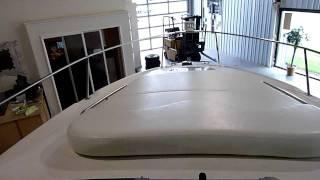2003 Larson 274 Cabrio Cruiser Boat For Sale