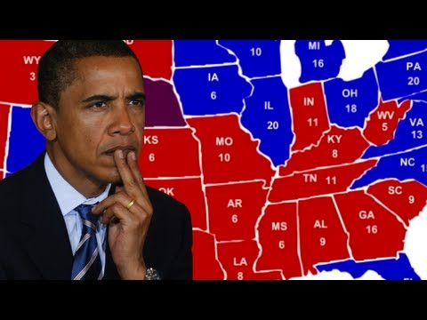 2012 Election Predicted