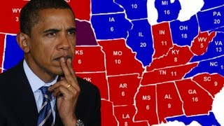 Election Night 2012 Prediction