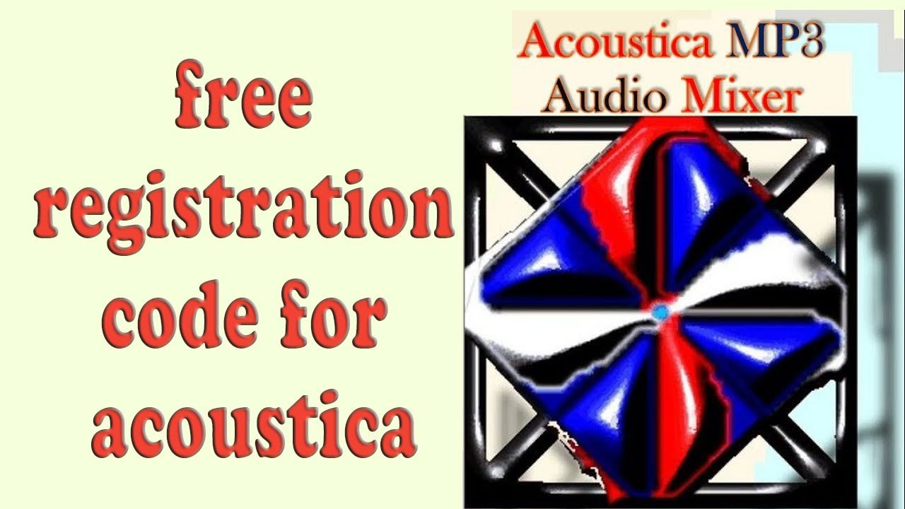 Acoustica code