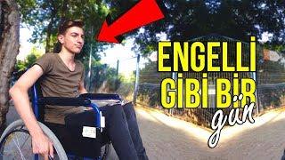 Yürüme Engelli Gibi Bir Gün Geçirmek (Tekerlekli Sandalye)