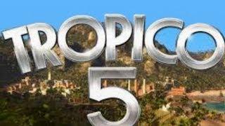 Tropico 5  - First Look -PT1 - Tutorial (1/2)