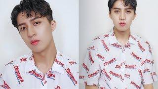 1080HD* KPOP IDOL MAKEUP TUTORIAL 韓國男團偶像彩妝 | 2019韓國流行明星彩妝 | 韓星彩妝