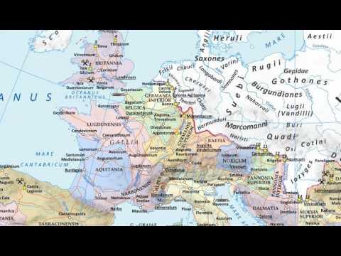 Roman History 08 - Caesar And the Gallic Wars 65 - 50 BC