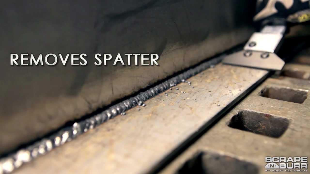 Scrapenburr Scrape N Burr Demonstration 1920x1080 Mp4