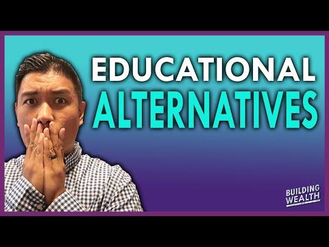 Educational Alternatives   Does Going to School MAKE SENSE?
