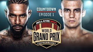 Countdown | Featherweight Grand Prix Caldwell vs. Borics EPISODE 1 - #Bellator238