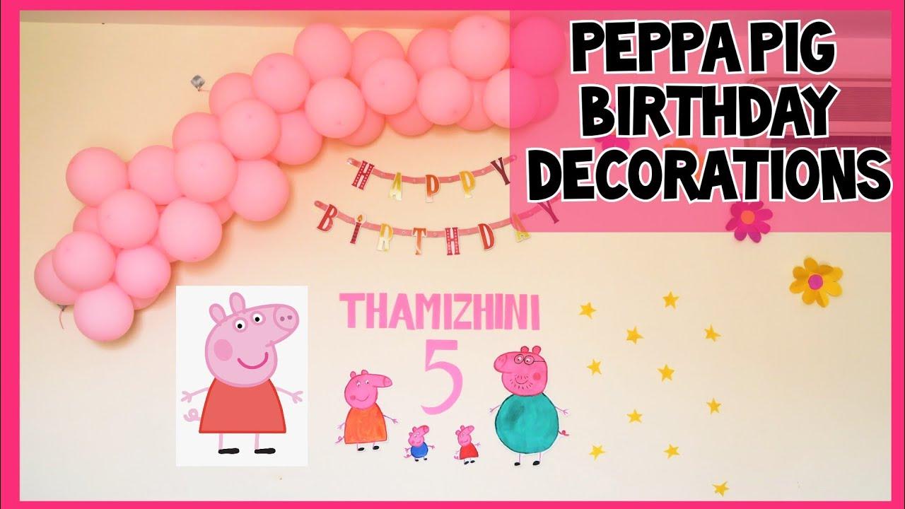 Pig Decor Cute Pig Decorations Pig Baby Room Decorations Babies Room Pigs Pigs Birthday Party Decorations Pig Banner Pig Garland