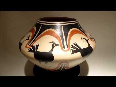 Santo Domingo Pueblo Pottery by Robert Tenorio