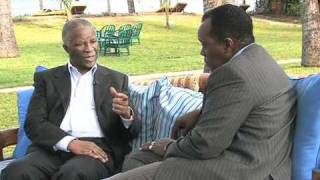 Capital Talk Thabo Mbeki part 2 of 4
