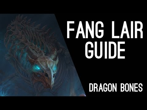 Fang Lair Guide - Dragon Bones DLC Elder Scrolls Online ESO