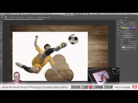 Introduction to Adobe Photoshop CC - Pt 4 - All About Layers | | Educational