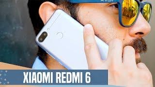 La MEJOR doble CÁMARA económica, Xiaomi Redmi 6 review