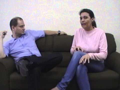 Entrevista com Edelvânia