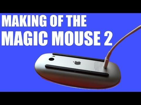 Designing Magic Mouse 2