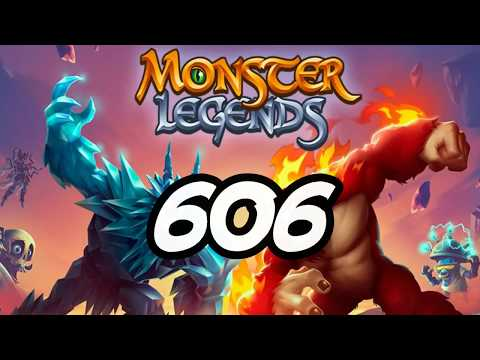Monster Legends - 606 -