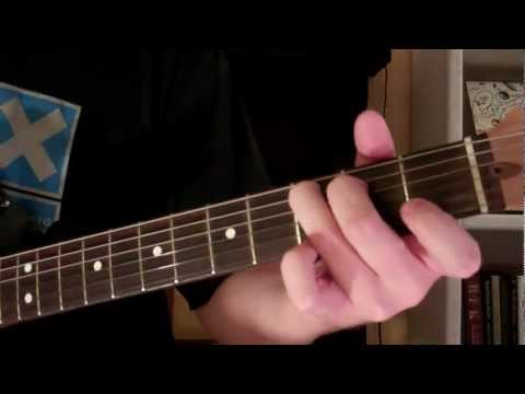 C#maj7 Guitar Chord @ worshipchords