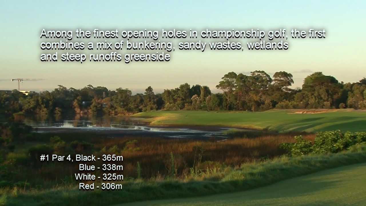 the lakes golf club sydney australia youtube. Black Bedroom Furniture Sets. Home Design Ideas