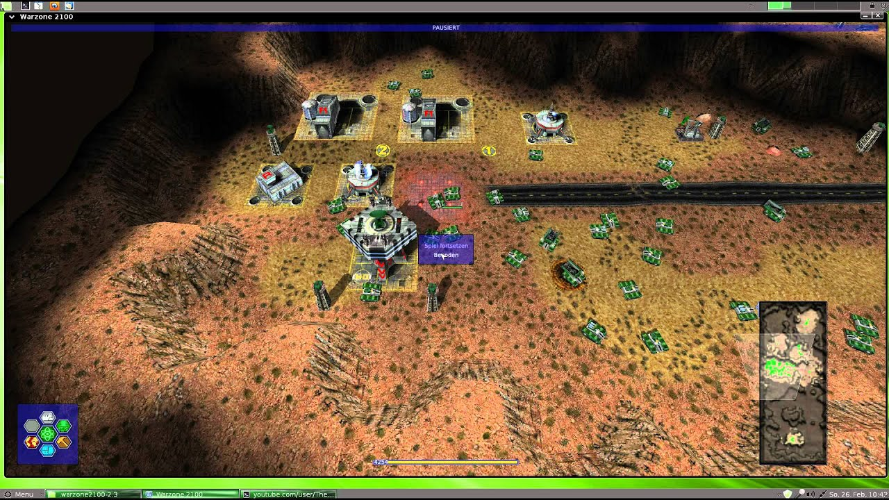 Warzone 2100 For Mac Os
