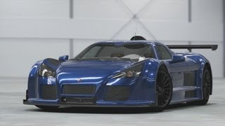 Top Gear 2014 - Jeremy Clarkson Gumpert Apollo S Review