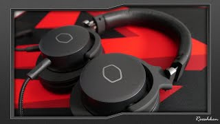 Cooler Master MH 751 - Słuchawki z mikrofonem dla wymagających