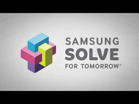 2017 Samsung Solve For Tomorrow Winner Announcement