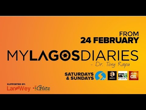 MY LAGOS DIARIES