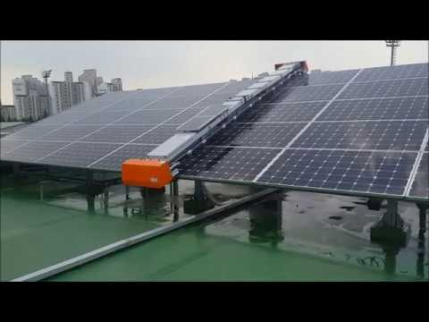 Solar Panel Cleaning Youtube