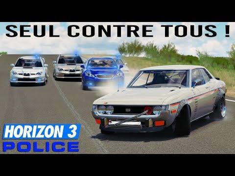 Forza Horizon 3 - Police VS Voleurs - Seul contre tous ! thumbnail