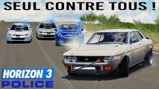 Forza Horizon 3 - Police VS Voleurs - Seul contre tous !