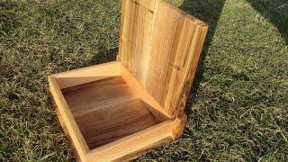 Box From Walnut