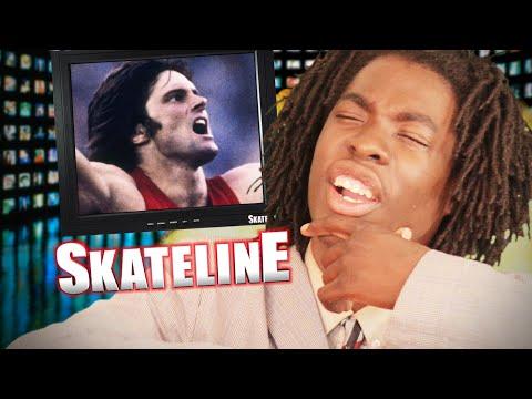 SKATELINE - Chris Cole, Aaron Jaws Homoki,...