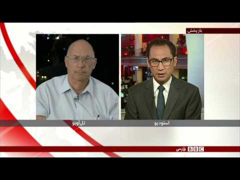 Israel's reaction to Iran's missile attack in Syria (BBC Persian)