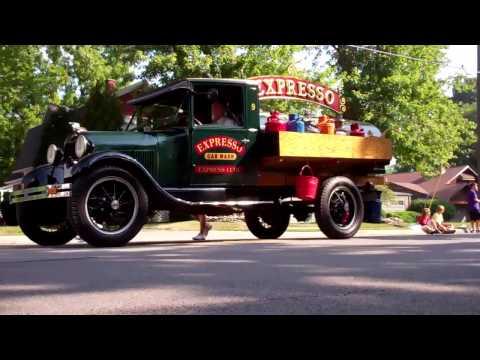 Old School Truck Horn!