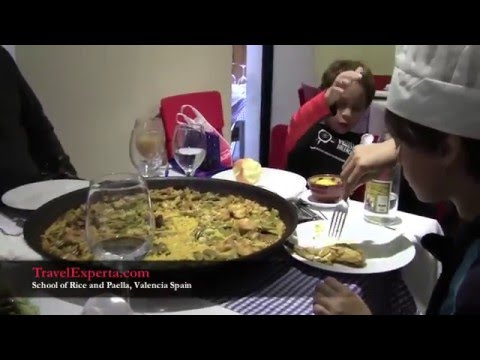 Paella Cooking Class - Valencia Spain - Review