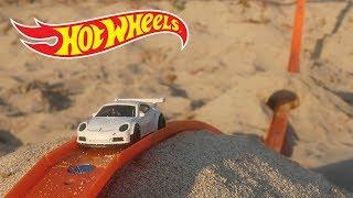 Hot Wheels Sand Beach Track