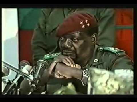 O Preconseito e mau, Jonas Malheiro Savimbi