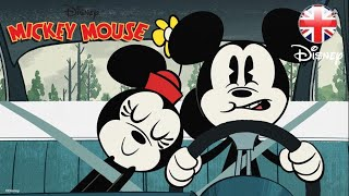 MICKEY MOUSE SHORTS | For Whom the Booth Tolls | Official Disney UK