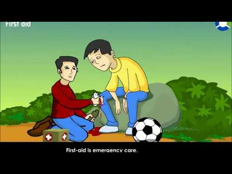 SAFETY AND FIRST AID