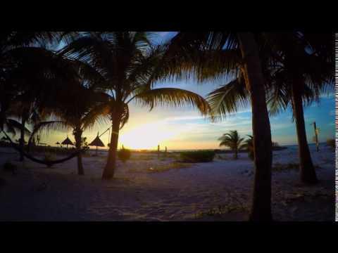 Sunset Timelapse at Holbox, Mexico | GoPro 4 Black