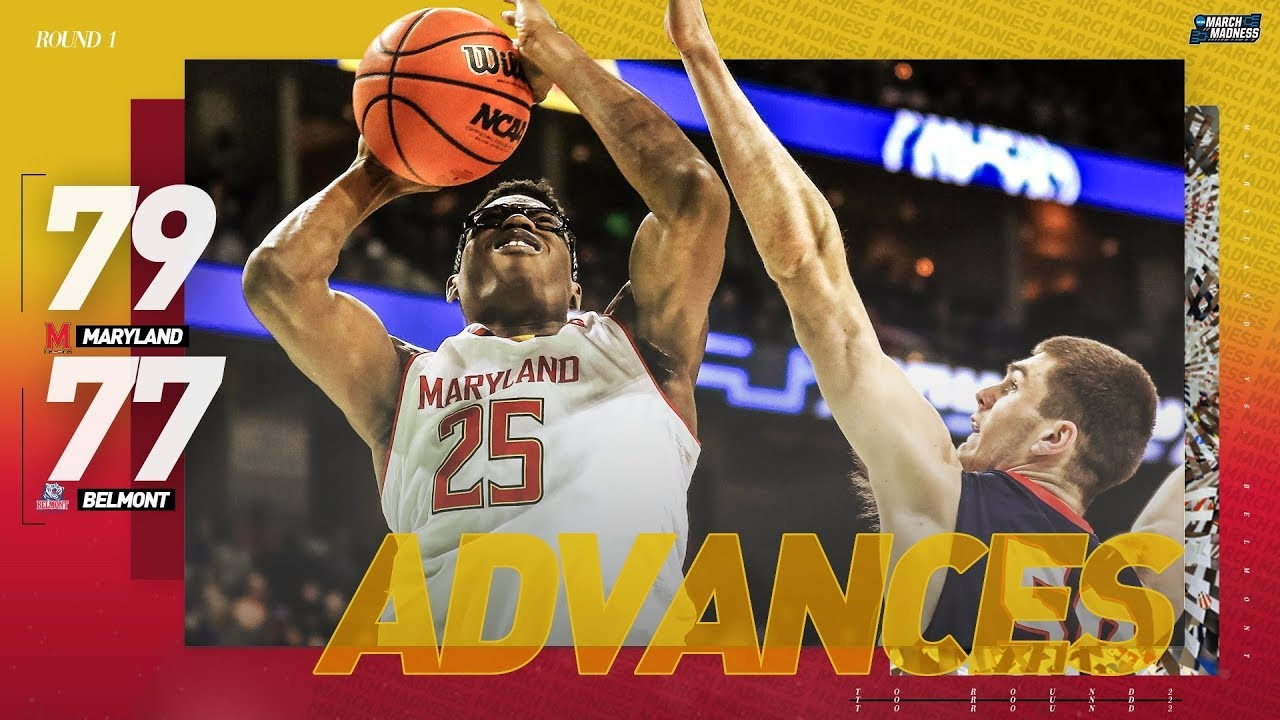 How to Watch: Maryland vs. Belmont
