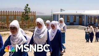 #GoodNewsRUHLES: Happy International Day Of The Girl! | Velshi & Ruhle | MSNBC