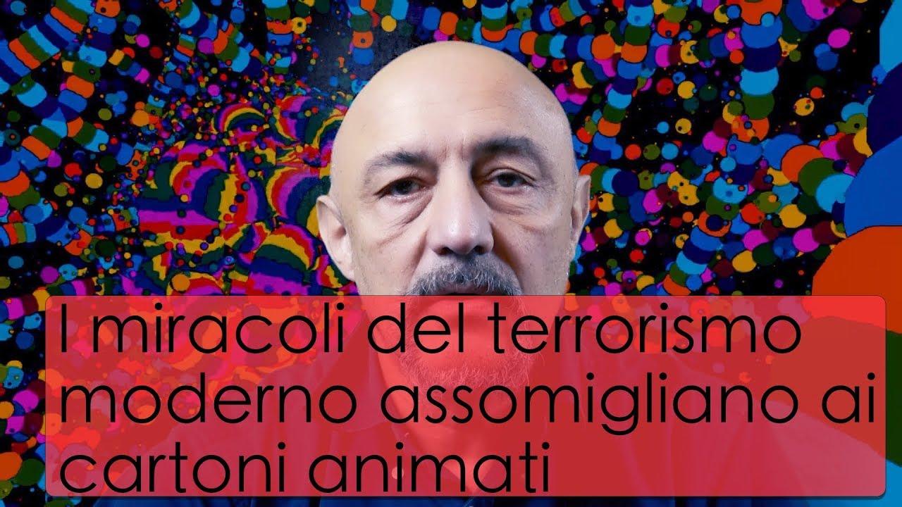 Roberto Quaglia: I miracoli del terrorismo moderno assomigliano ai cartoni animati