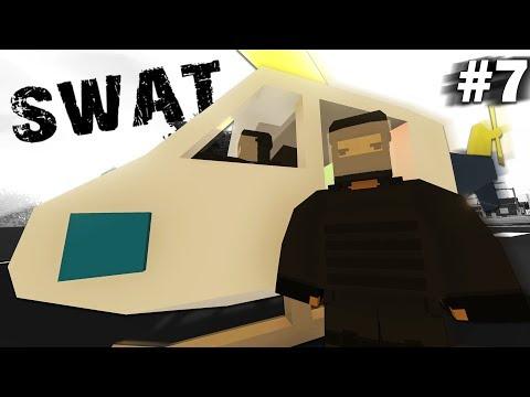 Что будет если Вступить в SWAT на рп лайф сервере #7 Unturned RP LIFE