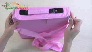 Nintendo Wii Console Carry Bag - dinodirect