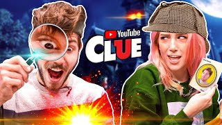 Clue: YouTubers Edition!