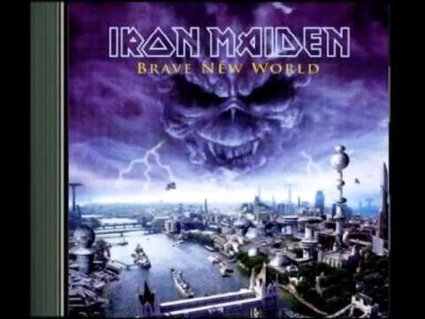 Iron Maiden - (2000) Brave New World *Full Album*