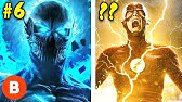 The Flash: Fastest Speedsters Ranked