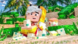MI CRIADERO DE TORTUGAS FELICES (no obligadas) | Minecraft #14